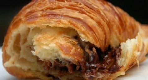 Pain au Chocolate - Lamandine.co.uk - L'Amandine Coffee Shop