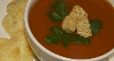 Soup of the Day - Lamandine.co.uk - L'Amandine Coffee Shop