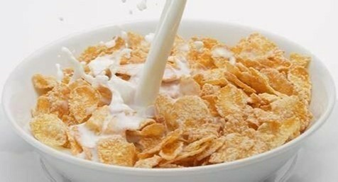 Cereal with Milk - Lamandine.co.uk - L'Amandine Coffee Shop